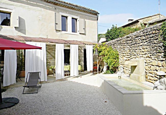 à Grignan - Réf 22- Maison de village à Grignan